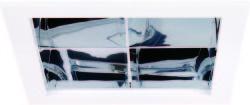 JD511 B 11 INCH KARE ARTI DOWNLIGHT - Thumbnail