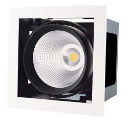 JUPITER - LD433 1'li LED Spot (3000K)