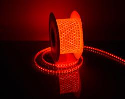 JUPITER - LE211 220 V İç/Dış Mekan Şerit LED (KIRMIZI)