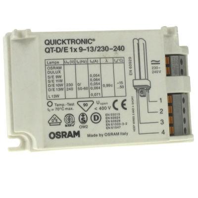 QT-D/E 2x10-13/230-240 ELEKTRONIK BALAST