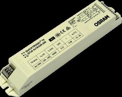 QTZ8 2x36/220-240 ELEKTRONIK BALAST